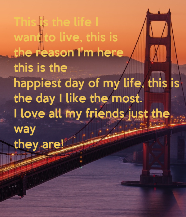 The most happiest day in my life essay
