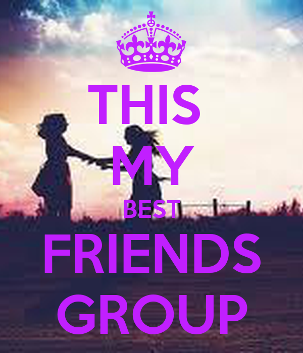 Friendship Day Quotes For Friends Group : Best friends group images