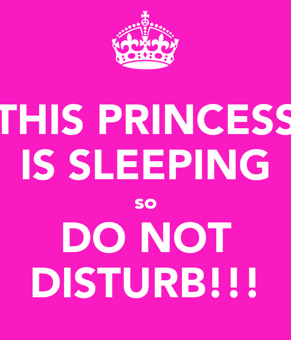 Do Not Disturb Sleeping Quotes. QuotesGram