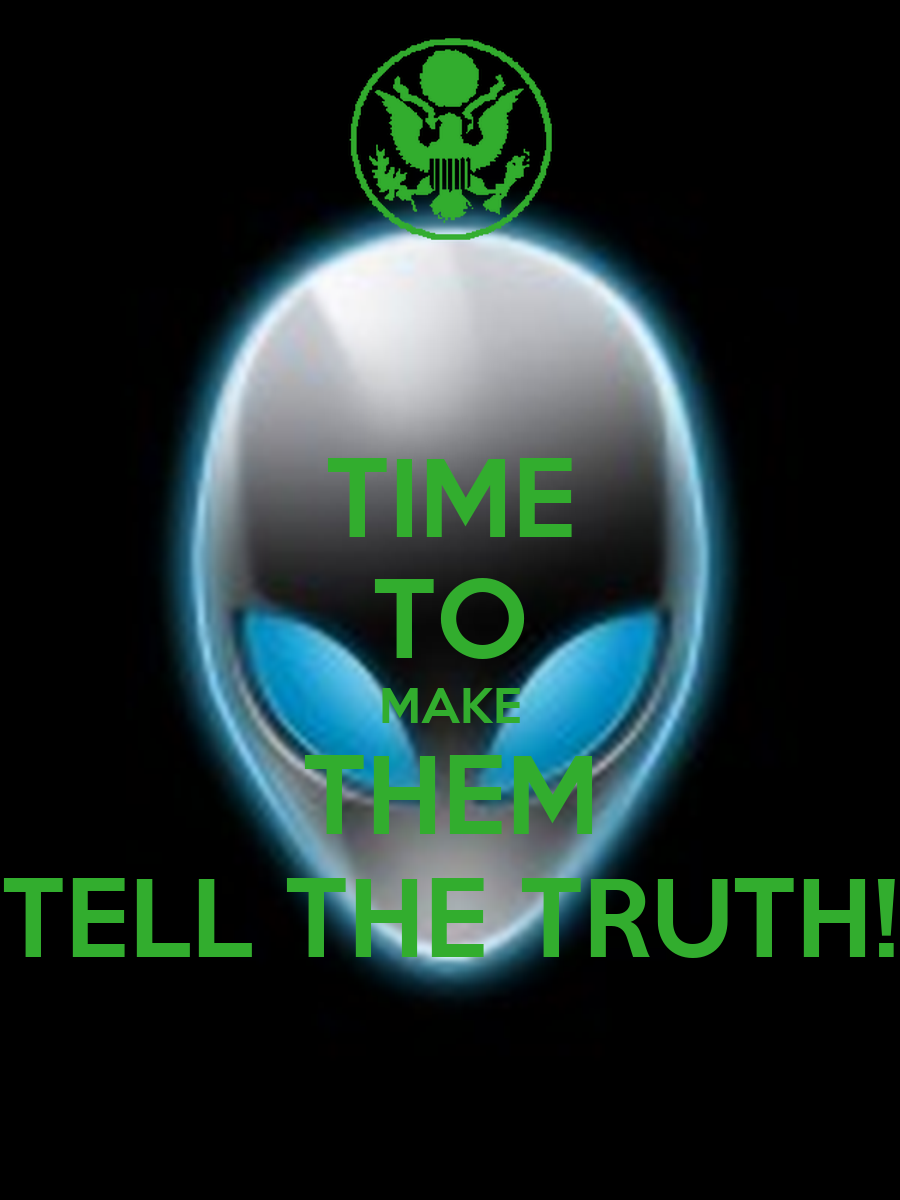 Time To Make Them Tell The Truth Poster Cory Keep