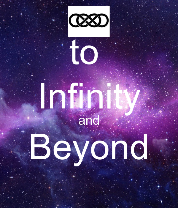 The gallery for --> To Infinity And Beyond Tumblr Banner