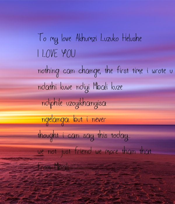 Nothing Can Change My Love For U Mp3 Downloads