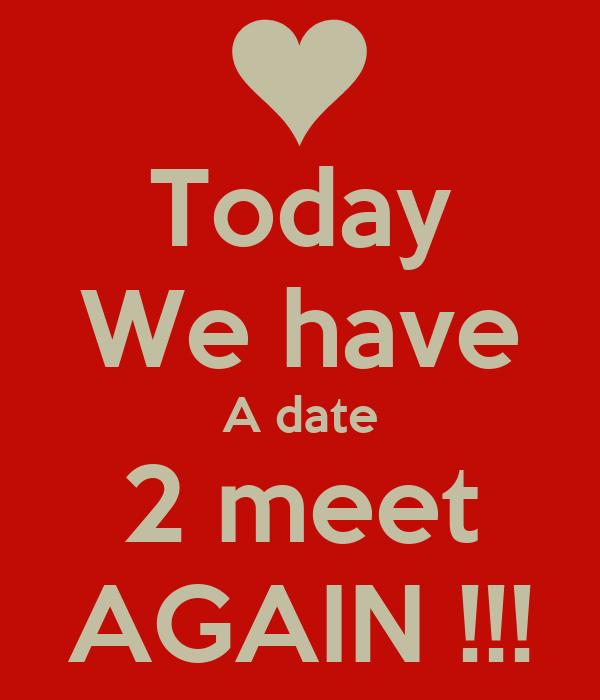 date today perfekt date