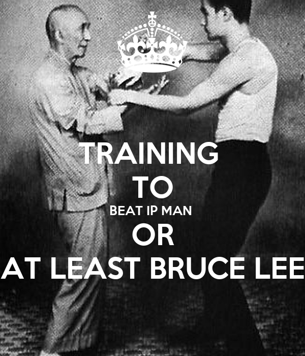 ip man and bruce lee relationship poems