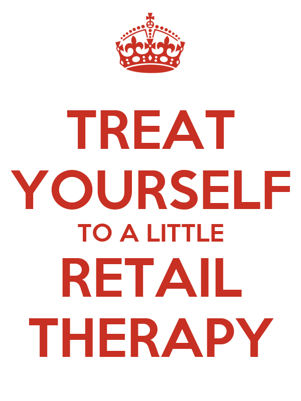 retail therapy quotes quotesgram