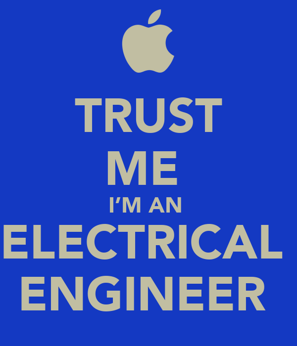 Why i want to be an electrical engineer