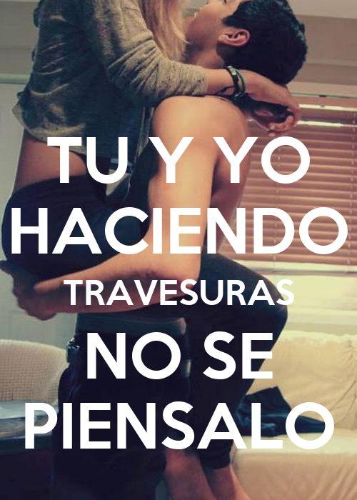 Tu Y Yo Asi Piensalo Tumblr
