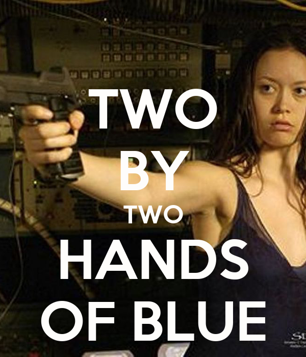Two By Two Hands Of Blue 27