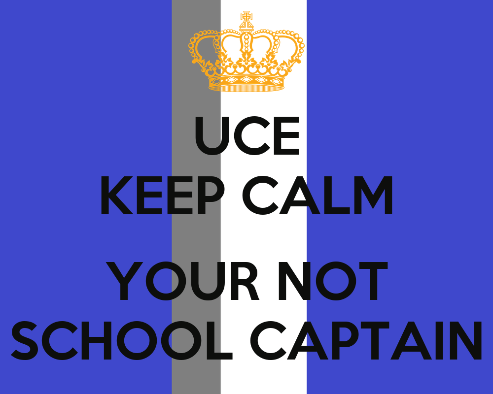school captain A school captain's qualities include: friendly respectful organized responsible a leader good role model diligent happy loyal reliable they are just some of the qualities of a school captain.