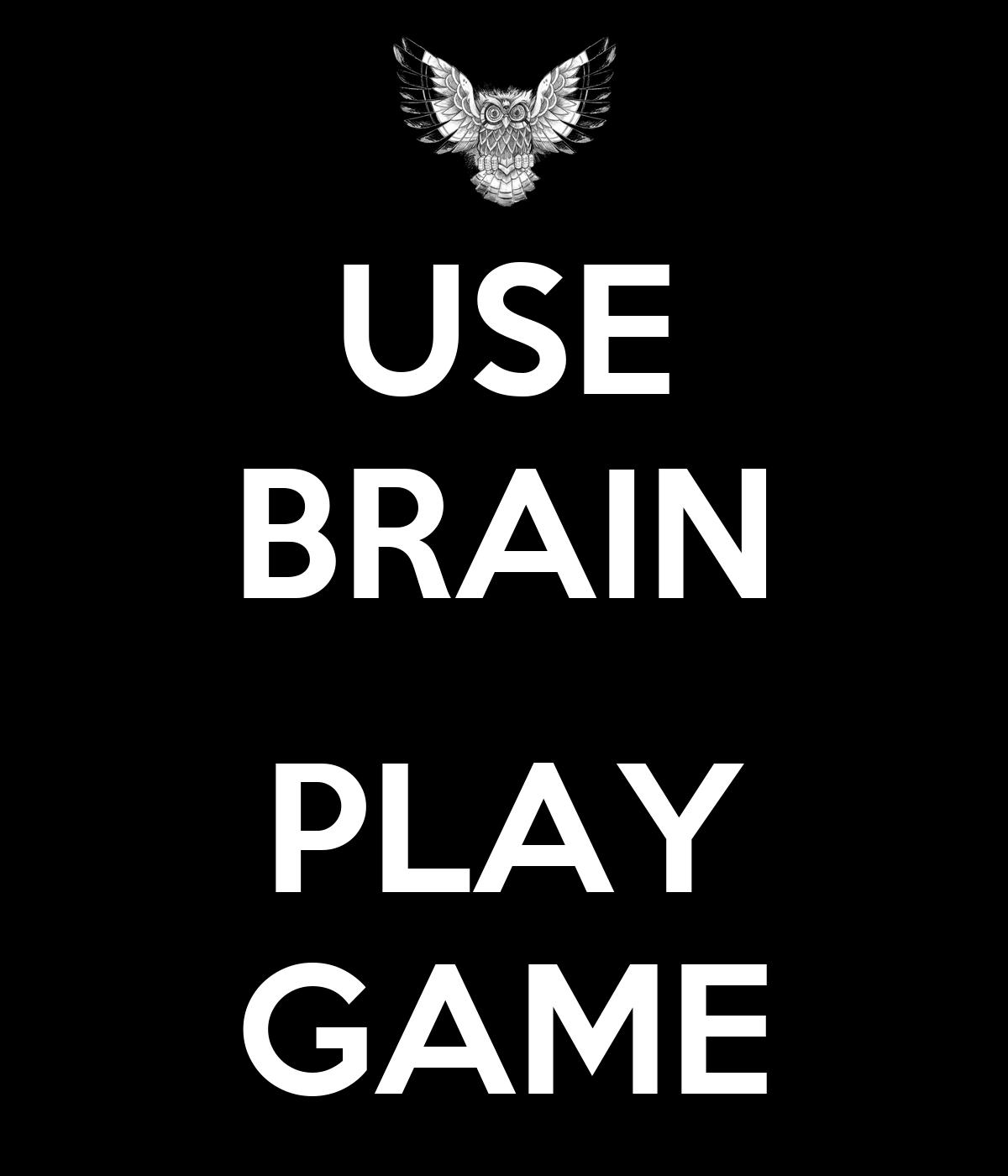 brain use games