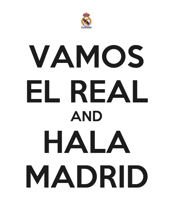 Мадридисты всегда будем верить в