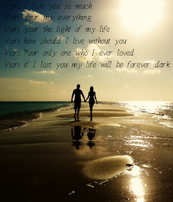 I Love My Life Without You