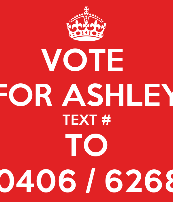 ashley text