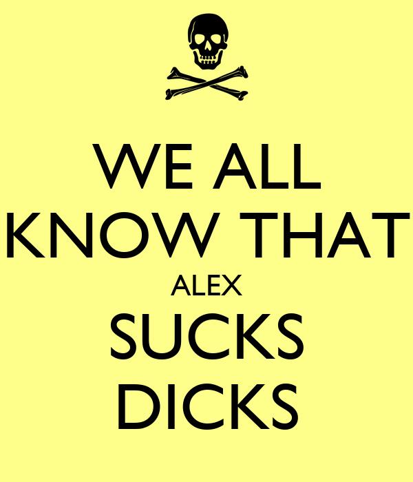 Alex Sucks Dick 5