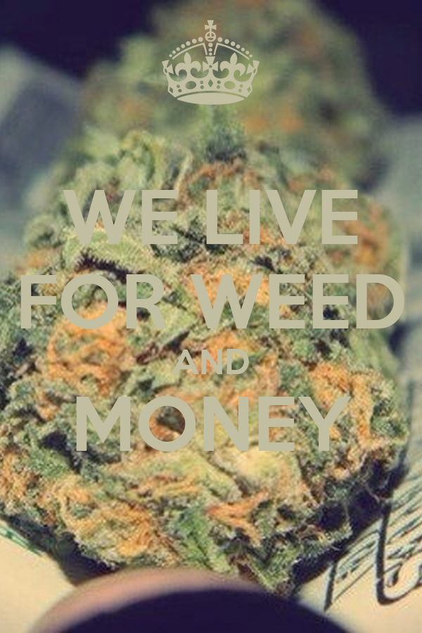 how to make more money with weed