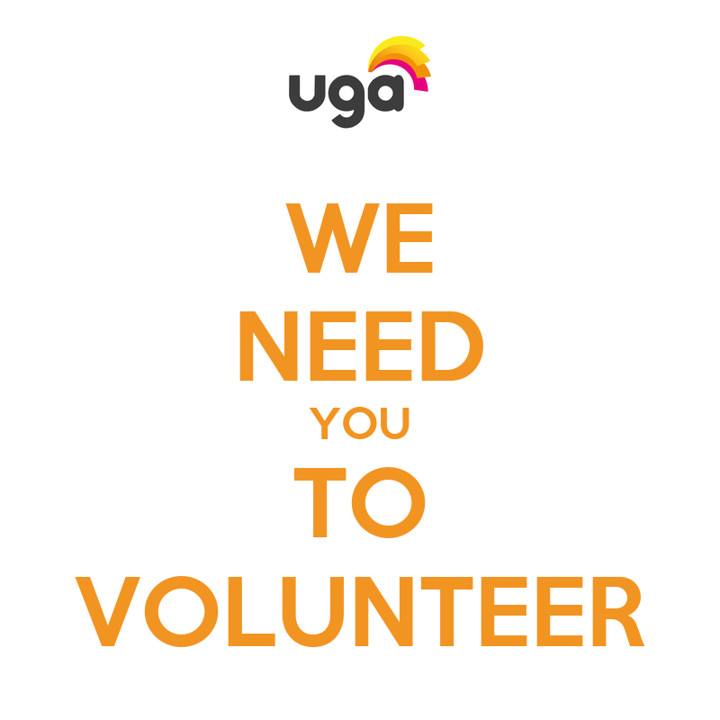 i want you to volunteer - photo #16