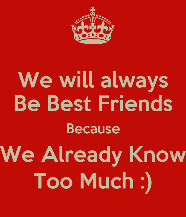 always best essay friend we will Free best friend papers, essays, and research papers strong essays: my best friend since we were 13 - there are shy friends, rude friends, giving friends, taking friends, busy friends, always free friends, best friends, and of course frenemies.