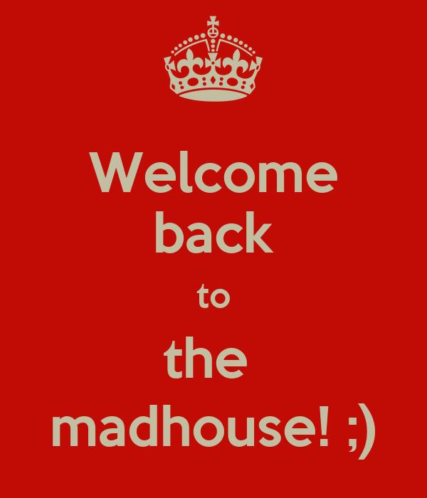welcome back photos - photo #10