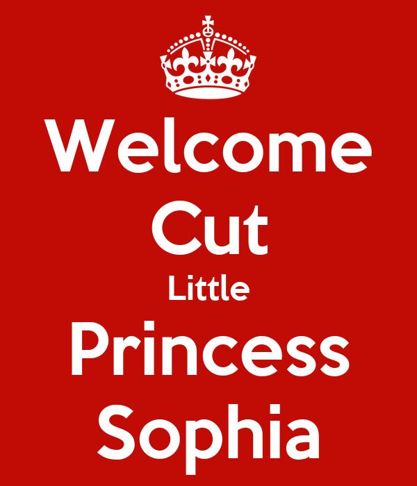 little princess sophia