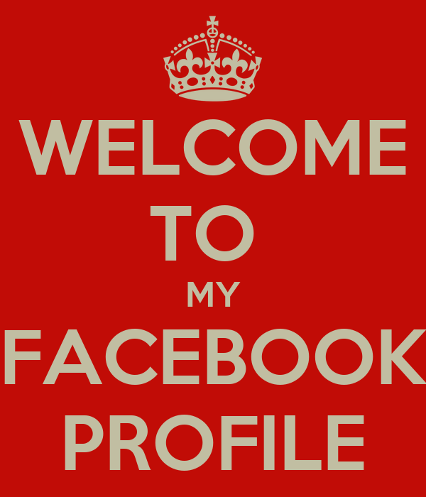 Welcome To My Profile Pictures to Pin on Pinterest - PinsDaddy