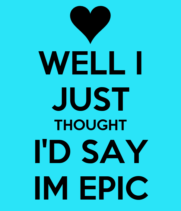 how to say epic in spanish
