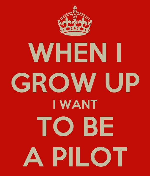 i want to be pilot essay Why do you want to be a pilot essay валентин.