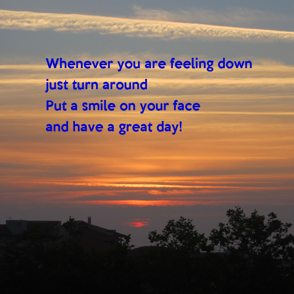 When You Feel Down Quotes. QuotesGram