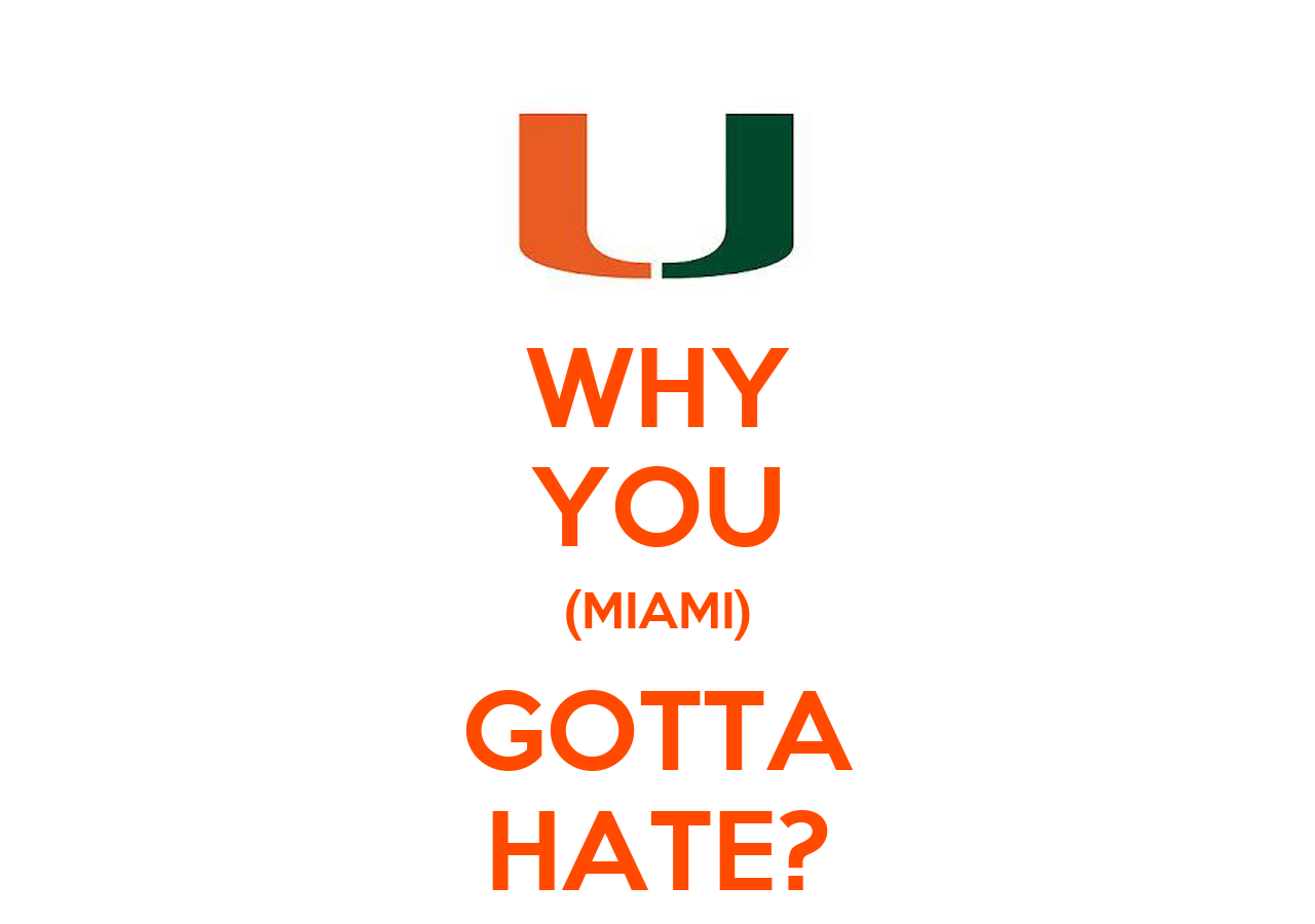 Why you like or dislike miami
