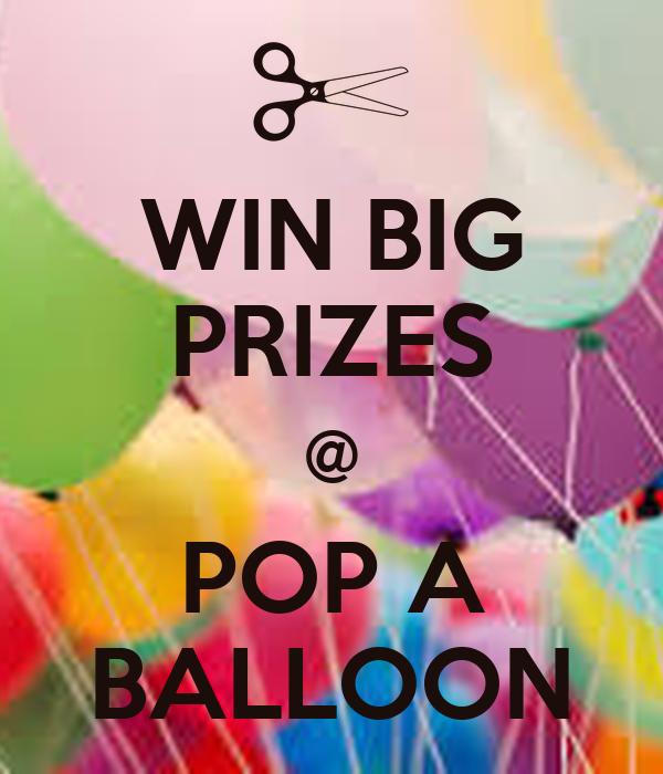 Win big prizes