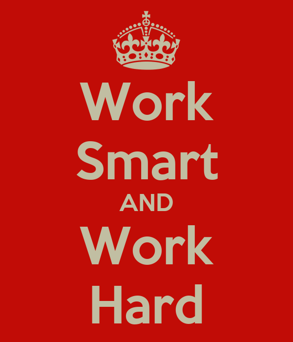 Is forex hard work or smart work mt5