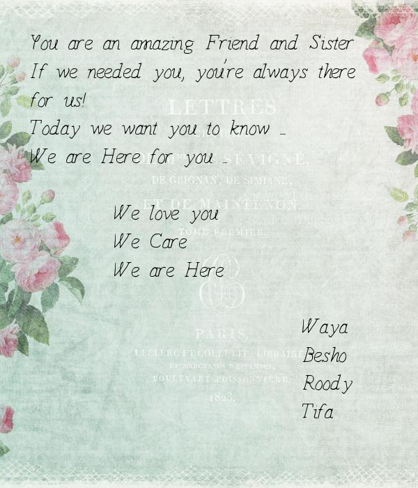 You Re An Amazing Friend: You Are An Amazing Friend And Sister If We Needed You, You