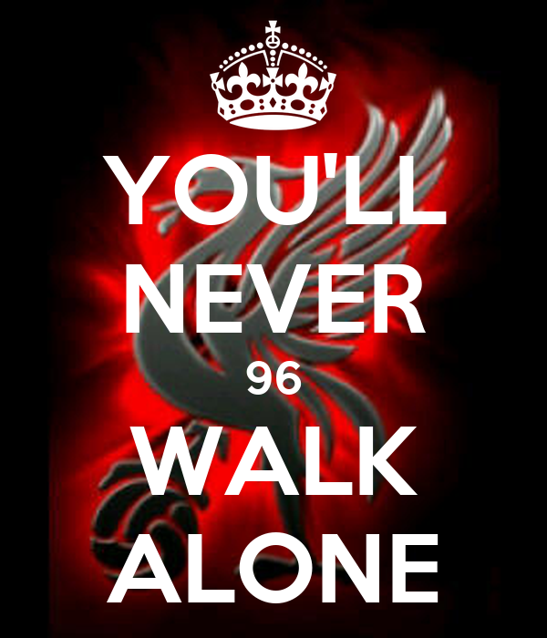you 39 ll never 96 walk alone poster ryannss keep calm o matic. Black Bedroom Furniture Sets. Home Design Ideas