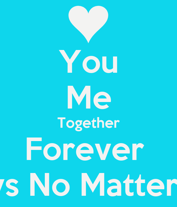 you and me forever pdf