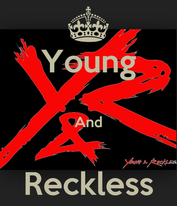 young and reckless poster bri keep calm o matic