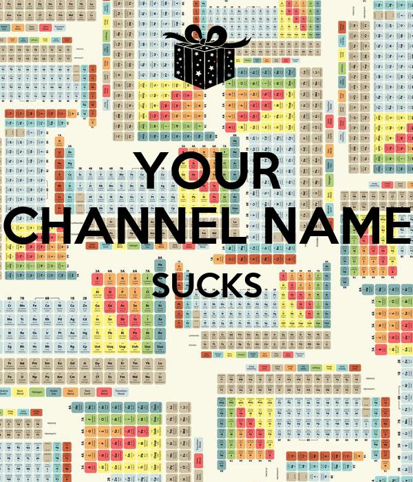 Scifi channel name sucks
