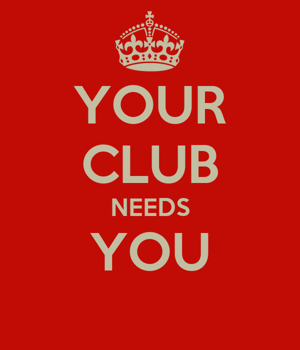 YOUR CLUB NEEDS YOU - KEEP CALM AND CARRY ON Image Generator