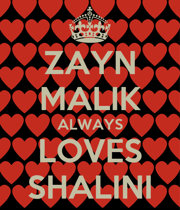 i Love You Shalini Wallpaper Why Don't You