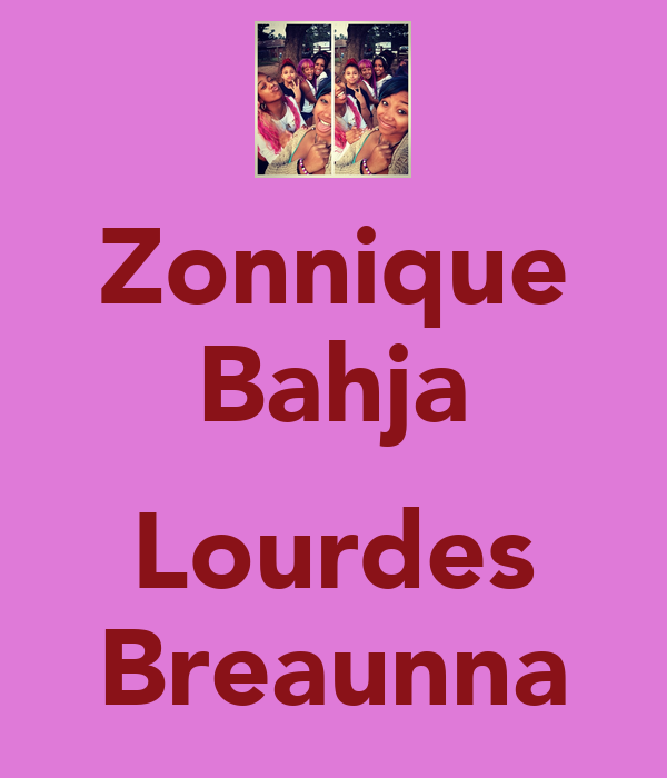 Nobody has voted for this poster yet  Why don t you Zonnique And Breaunna 2014